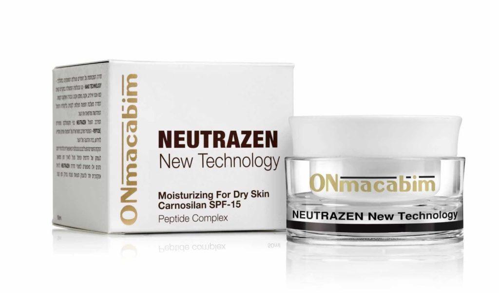 Moisturizing for dry skin carnosilan SPF-15 לחות לעור רגיל-יבש קרנוסילן SPF-15