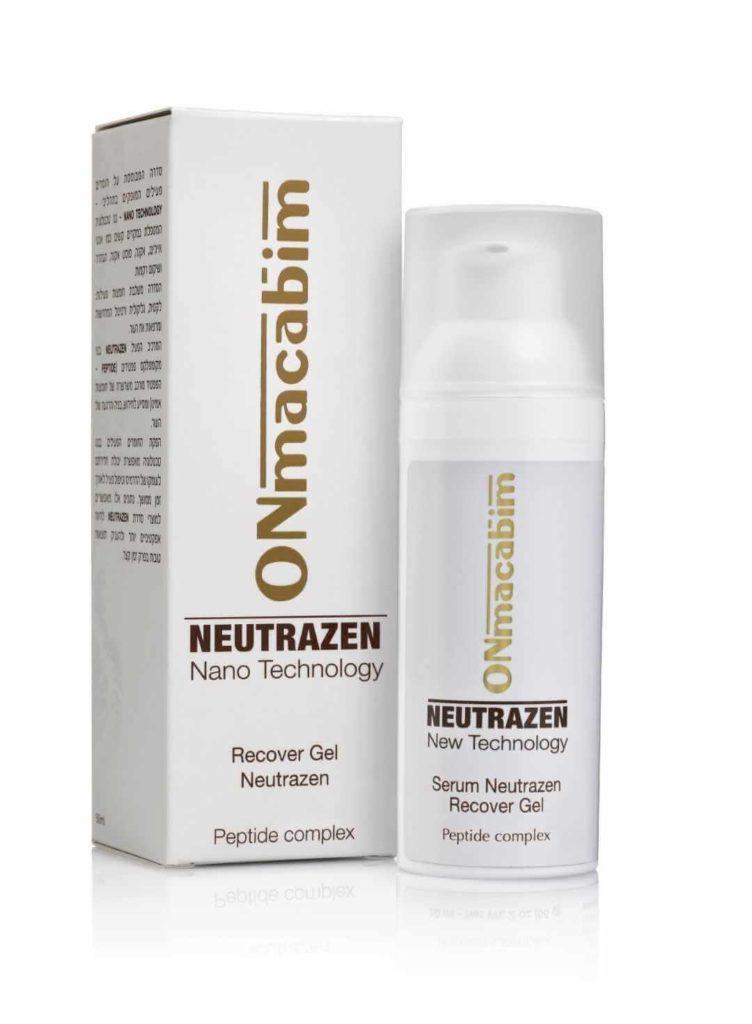 Serum Neutrazen - Recover Gel ריקוואר ג'ל - סרום משקם נטרוזן