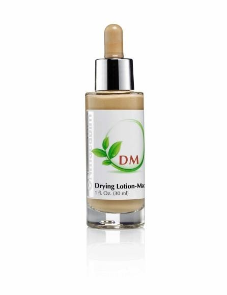 Drying Lotion With : Without Make Up תרחיף יבוש מכבים לבן : דמי מייק-אפ